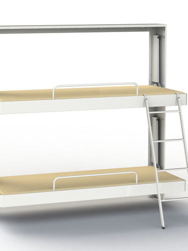 Pullmanbed White