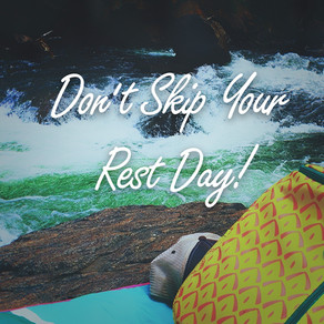 Don't Skip Your Rest Days