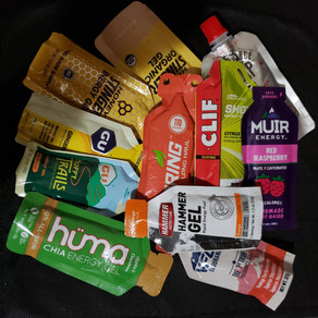 Fuel and Hydration Product Review (part 2)