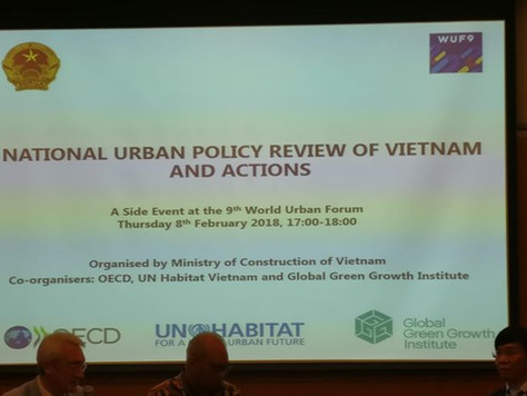 OECD Urban Policy Reviews