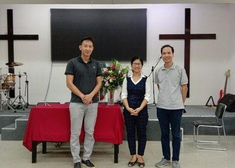 THE COOPERATION IN VOCATIONAL TRAINING FOR CHRISTIANS AFTER REHAB