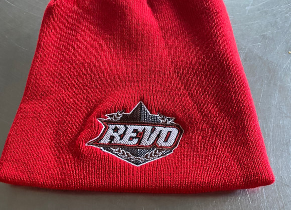 Red Limited REVO Beanie