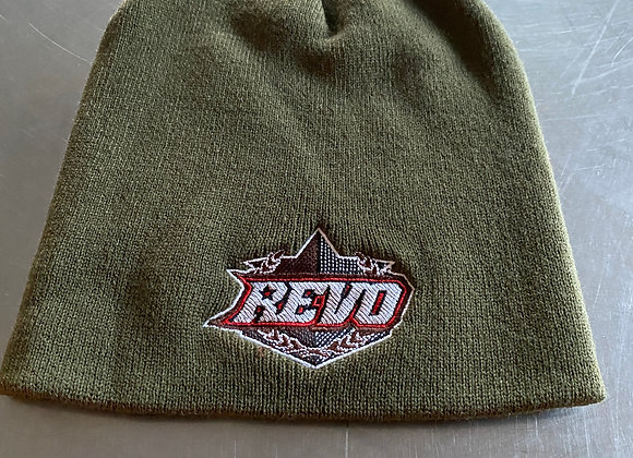 Green Limited REVO Beanie