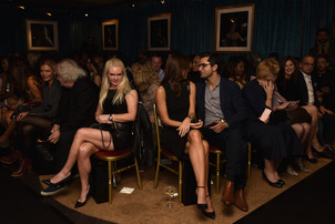 Playboy Club, Mayfair, 2017  Nina Naustdals Fashion Week Show