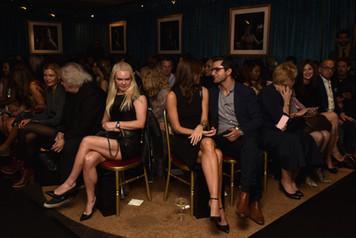 Playboy Club, Mayfair, 2017  Nina Naustdals Fashion Week Show