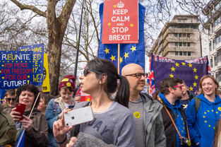 Brexit March, 2019