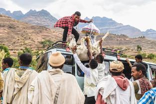Wedding, Ethiopia