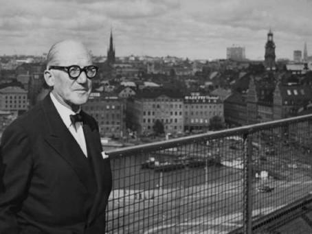 Frases del Arquitecto Le Corbusier