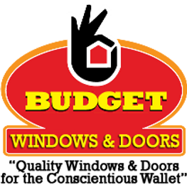 Budget Windows & Doors Logo - Quality Windows and Doors for the Conscientious Wallet