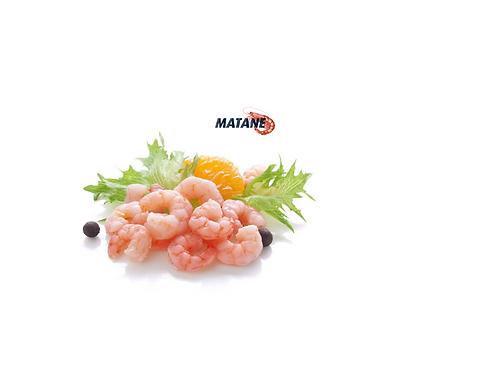 Crevettes de Matane authentique