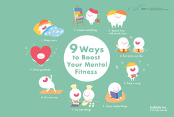 9 Ways to Boost Your Mental Fitness