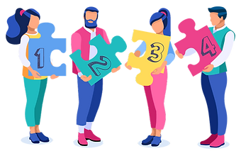 Puzzle-Style-Partnership-Concept-[Conver