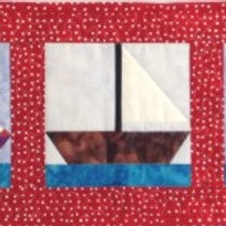 Boat Banner Pattern