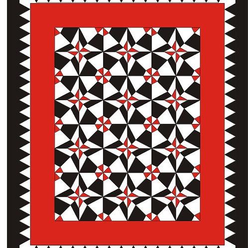 Tuxedo Quilt Pattern