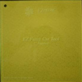 "EZ Fussy Cut Ruler 7"""