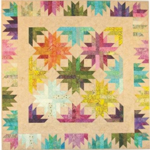 Pineapple Blossom Table Topper Pattern