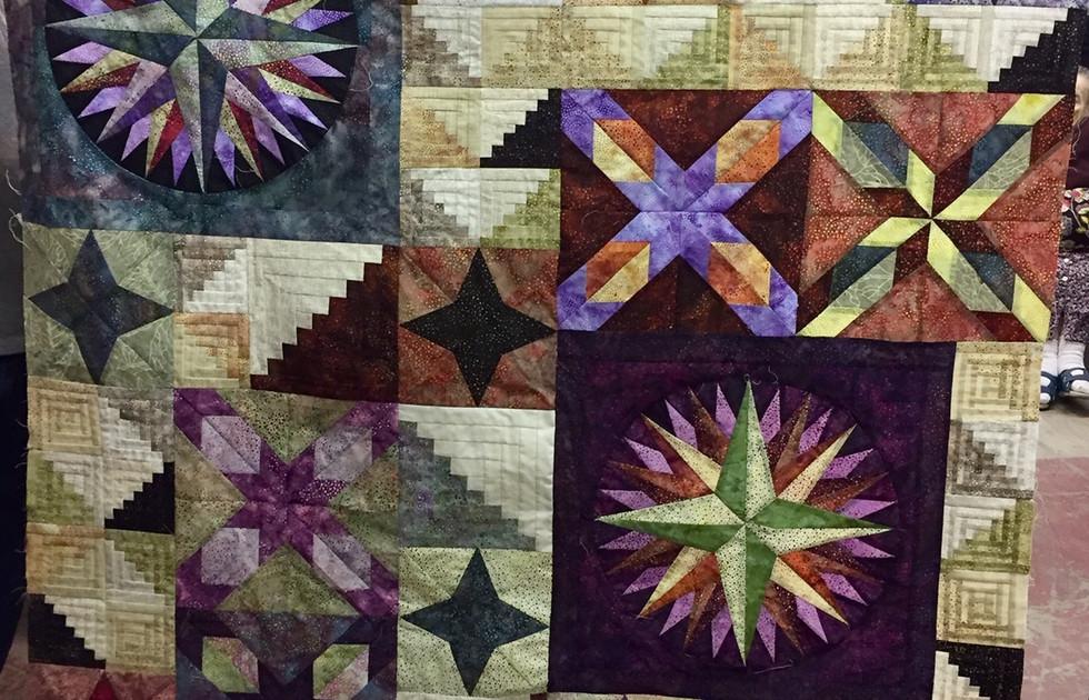 Dana Denney's Sampler Quilt