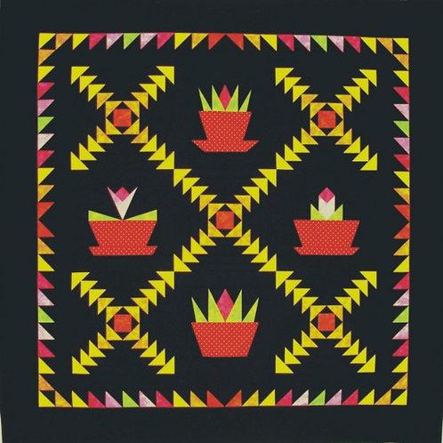 Patio Garden Quilt Pattern