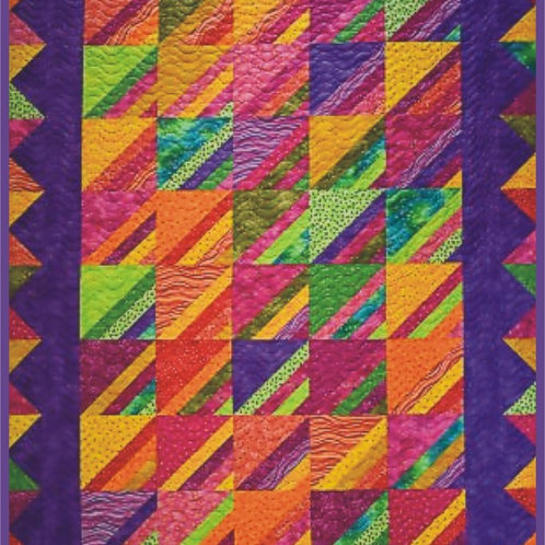 Jelly Cake Quilt Pattern