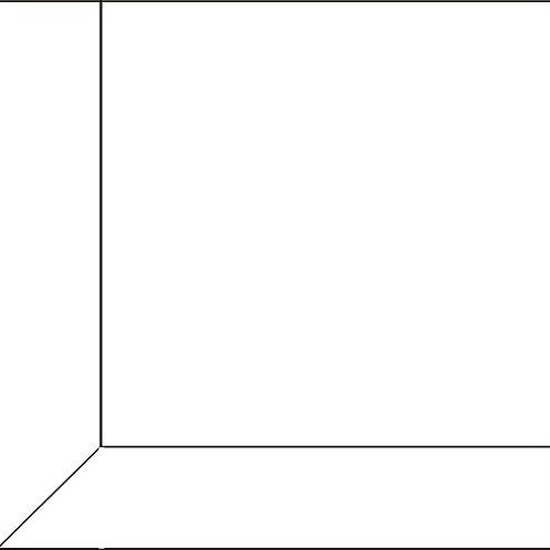 """Attic Windows Blocks 8"""" 16/pkg"""