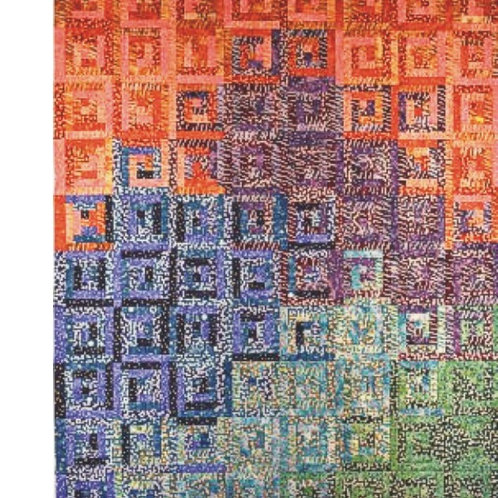 Gemstone Pop Quilt Fabric Kit with Pattern