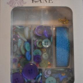 Party On Embellishment Kit