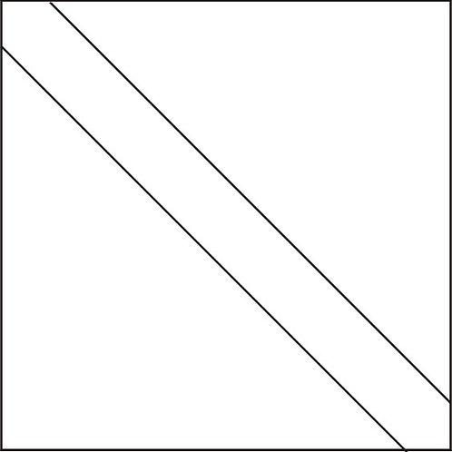 "Split Rail Blocks 4"" 72/pkg"