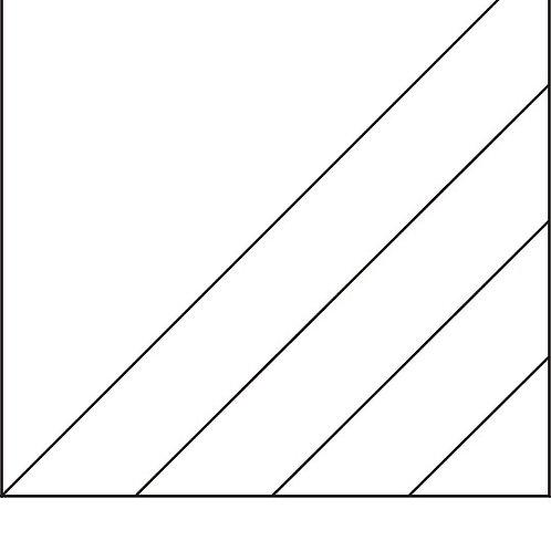 "Roman Stripe 8"" - 8/pkg"