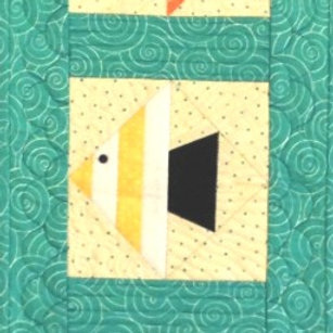 Fish Banner Pattern