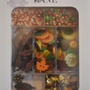 Autumn Afternoon Embellishment Kit