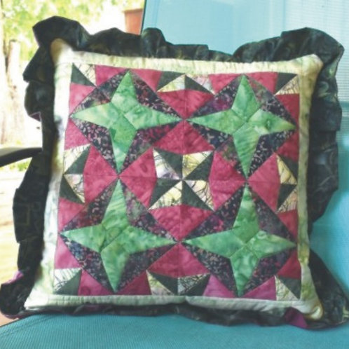 Fancy Star Pillow Pattern (2)