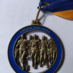 UPDATE on the '5 Rivers Challenge' 10K,