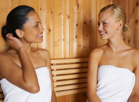 Halo Salt and Infrared Sauna therapy