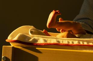 Bei Hüftdysplasie und Fußfehlstellung. Bild: ©Karhal Erbol