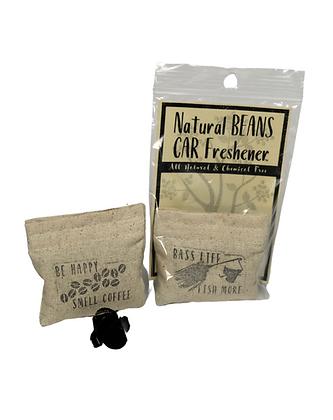 Coffee Car Air Freshener