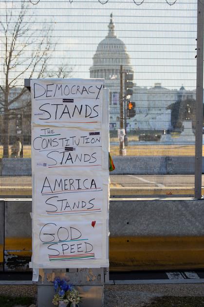 Democracy Stands