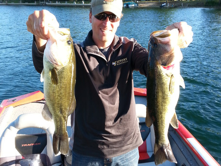 Fall Fishing: Feast or Famine?