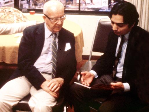 Meeting R. Buckminster Fuller