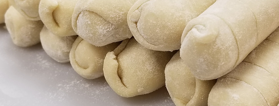 100 Units Guava and Cream Cheese Tequeños, Jumbo Size Uncooked