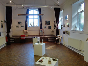 Lamorna Valley Group exhibition at Lamorna Village Hall