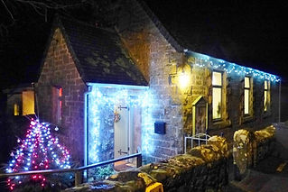 Christmas Lamorna Village Hall