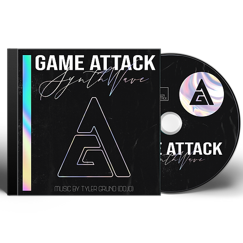 Game Attack: Synthwave | DELUXE