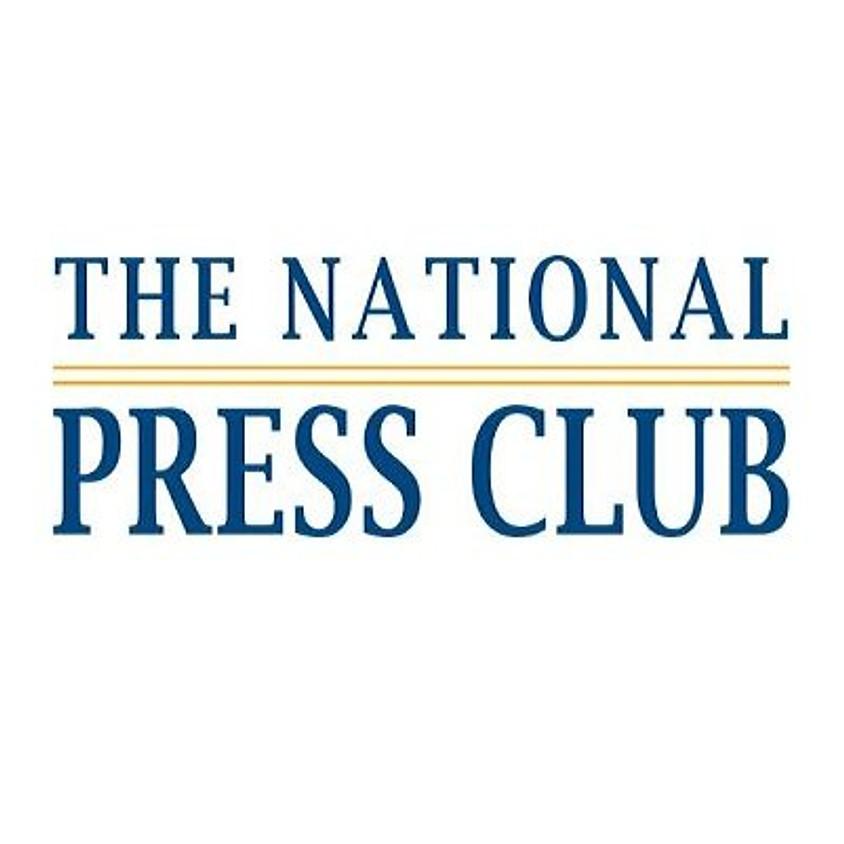 SPSA & National Press Club Media Mixer
