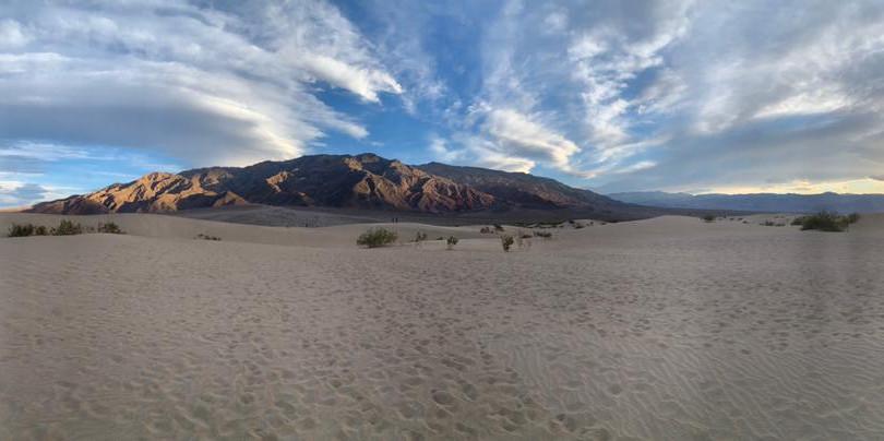 Death Valley, April 2019
