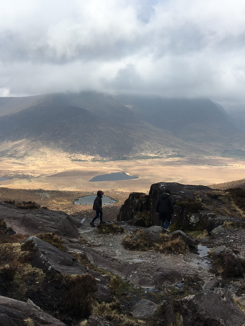 Ireland, April 2018
