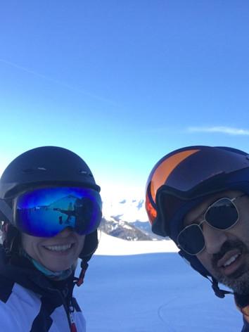 Dolomites, February 2017