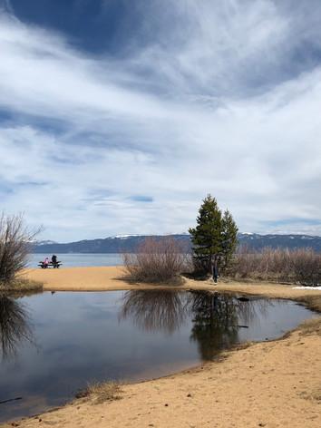 Lake Tahoe, April 2019