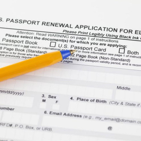 U.S. Passport Changes That You Need to Know