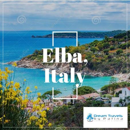 Where is Elba, Italy?