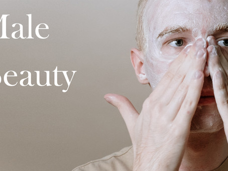 Male Beauty - Now Available